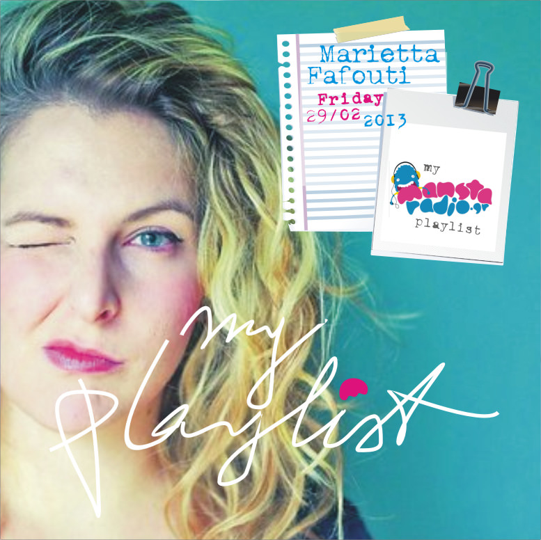 Marietta Fafouti - My Playlist