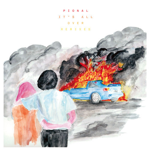 Pional - It's All Over (John Talabot's Stormbreak Refix)