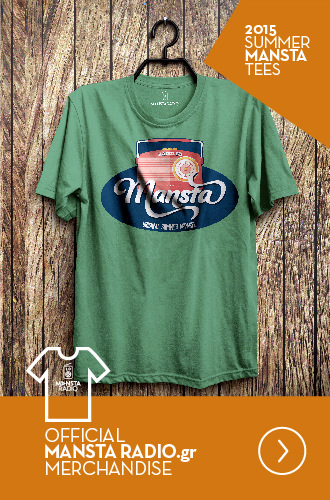 SUMMER 2015 OFFICIAL MANSTA RADIO MERCHANDISE